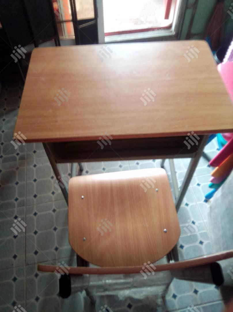 School Children Chair and Table