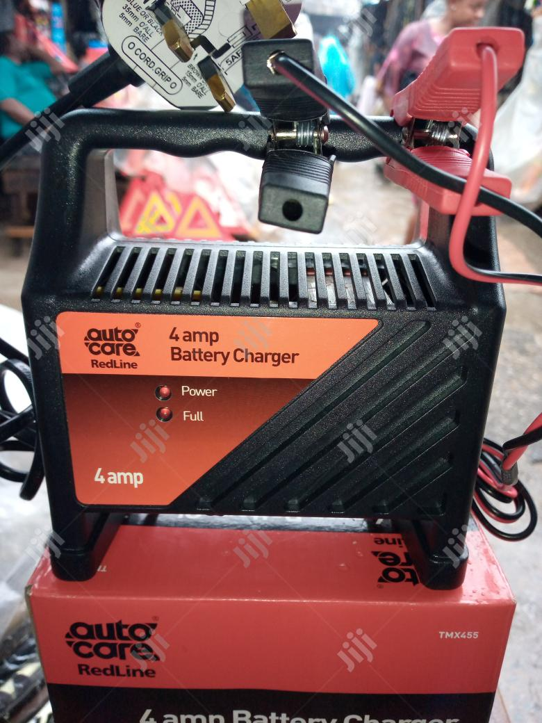 4 Amp Car Battery Charger