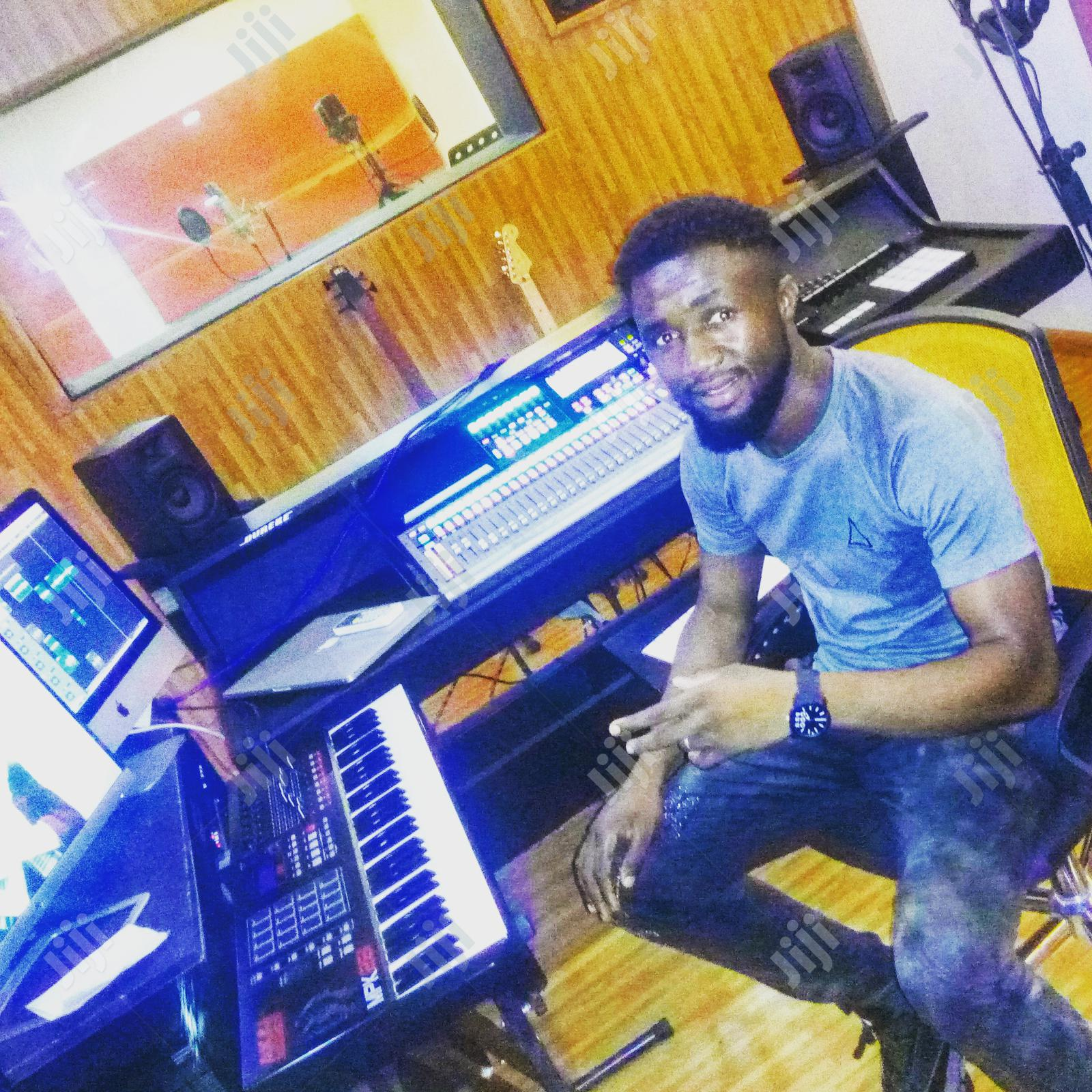 Music Producer/ Sound Engineer/Trainer Cv | Arts & Entertainment CVs for sale in Ajah, Lagos State, Nigeria