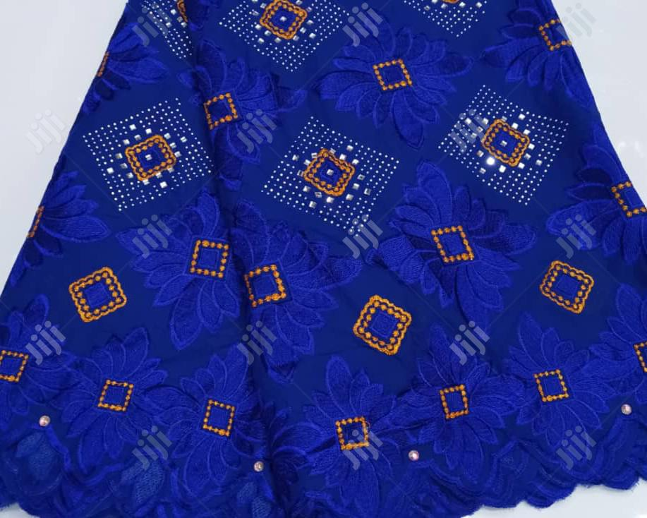 Quality Lace Fabric | Clothing for sale in Lagos Island (Eko), Lagos State, Nigeria