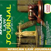 African Law Journal | Legal Services for sale in Lagos State