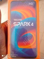 New Tecno Spark 4 32 GB Blue | Mobile Phones for sale in Kogi State, Lokoja