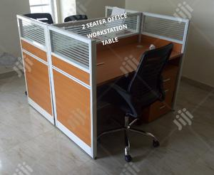 Quality Strong Work Station | Furniture for sale in Edo State, Irrua