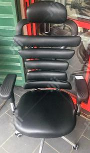 Italian Executive Unique Office Leather Chair | Furniture for sale in Lagos State, Ikeja