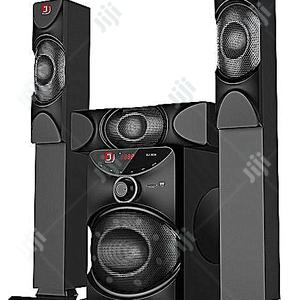 Djack Heavy Duty Bluetooth Home Theater System Dj 3030 | Audio & Music Equipment for sale in Lagos State, Ojo