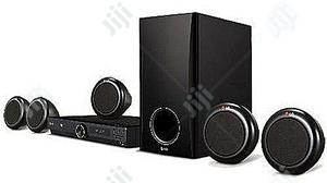 LG Bluetooth Home Theatre-ht358bt,Usb Dvd,Woofer 300watts,Bass Blast   Audio & Music Equipment for sale in Lagos State, Ojo