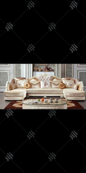 Quality SU 701 Sofa Set | Furniture for sale in Lagos State, Badagry