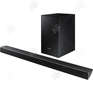 Samsung N450 Wireless Subwoofer& Bluetooth 2.1-channel Soundbar System | Audio & Music Equipment for sale in Lagos State, Ojo