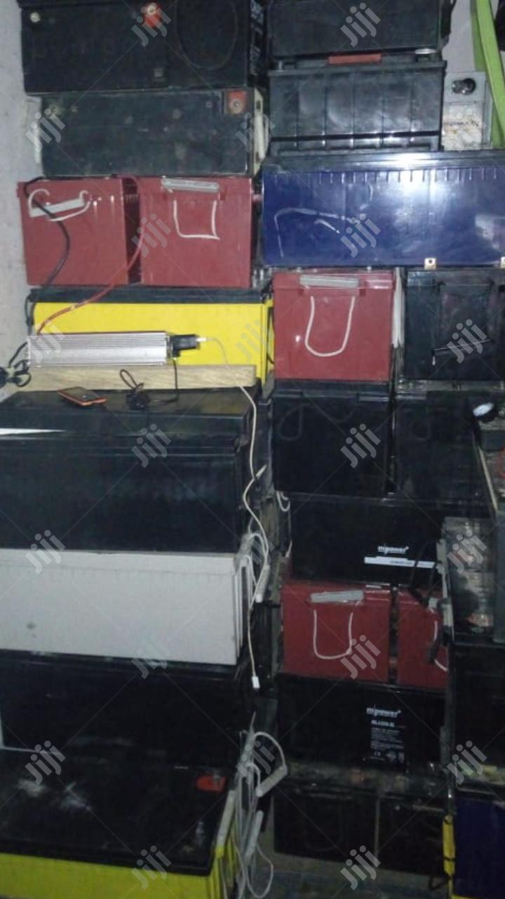 Battery Scrap Buyer In Abuja