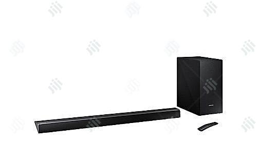Archive: Samsung N450 Wireless Subwoofer& Bluetooth 2.1-channel Soundbar System