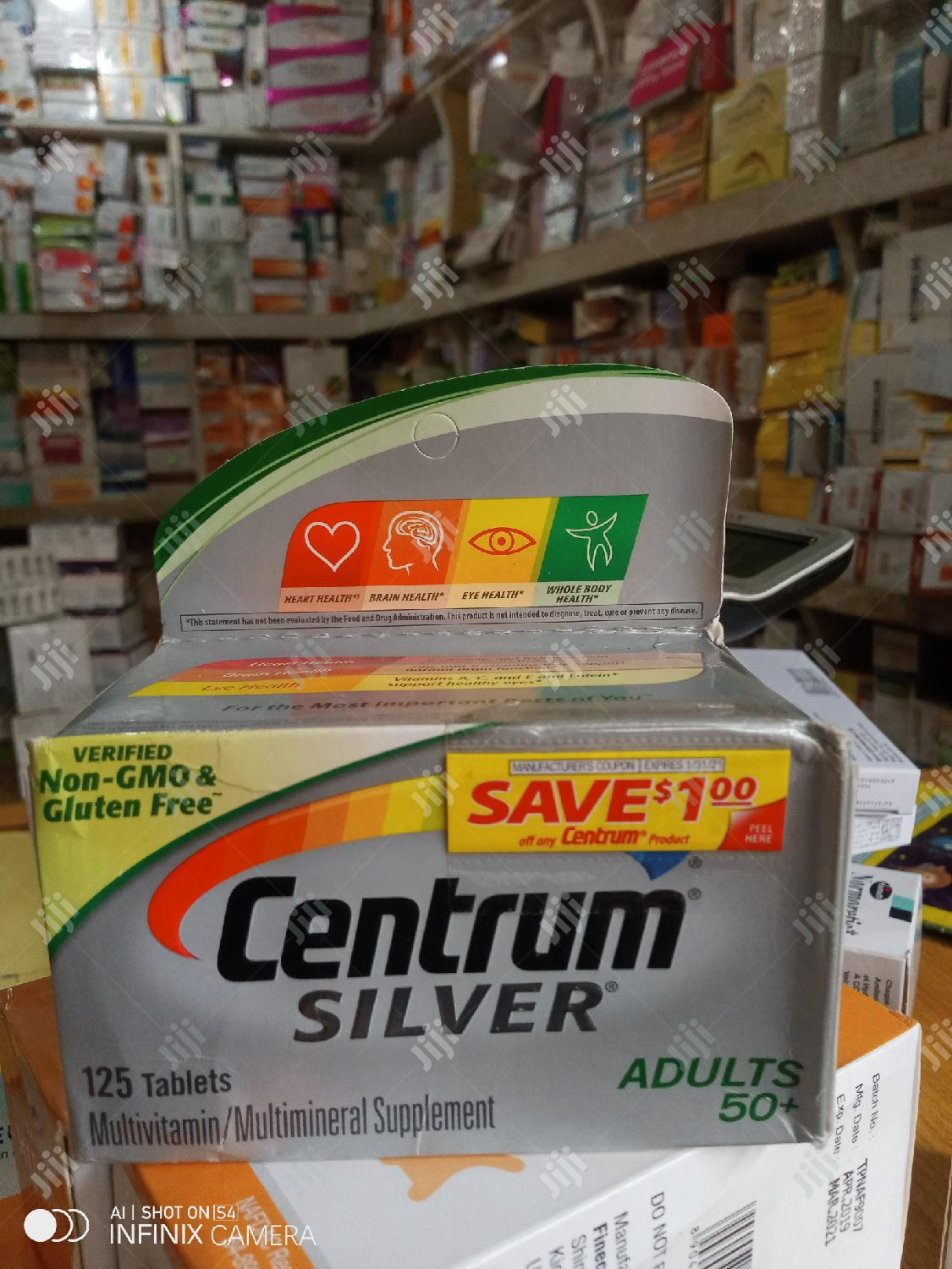 Centrum Silver | Vitamins & Supplements for sale in Gwagwalada, Abuja (FCT) State, Nigeria