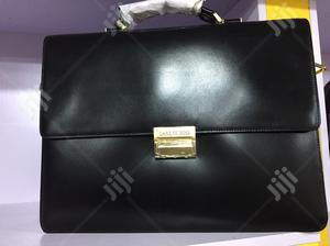 Original Pure Leather Office Bag Available as Seen Order Yours Now   Bags for sale in Lagos State, Lagos Island (Eko)