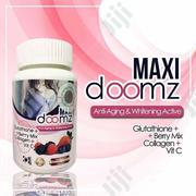 Maxi Doomz Anti Ageing Whitening Active | Vitamins & Supplements for sale in Lagos State, Ikotun/Igando