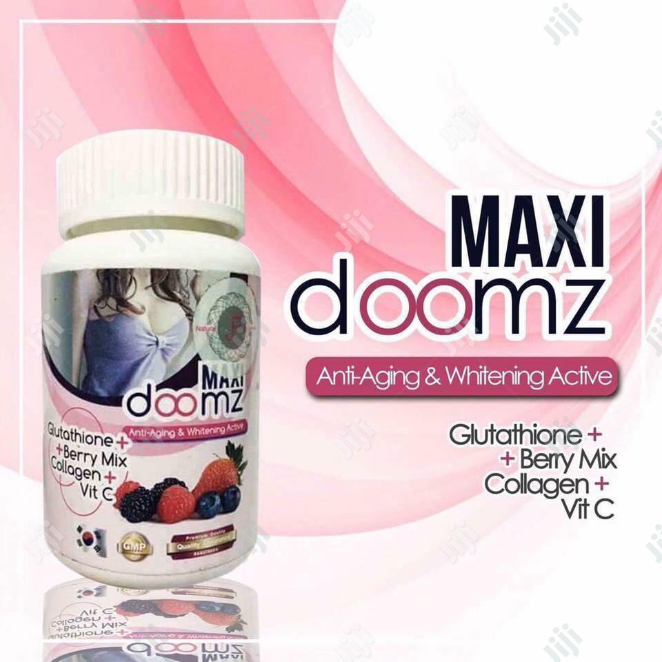 Maxi Doomz Anti Ageing Whitening Active