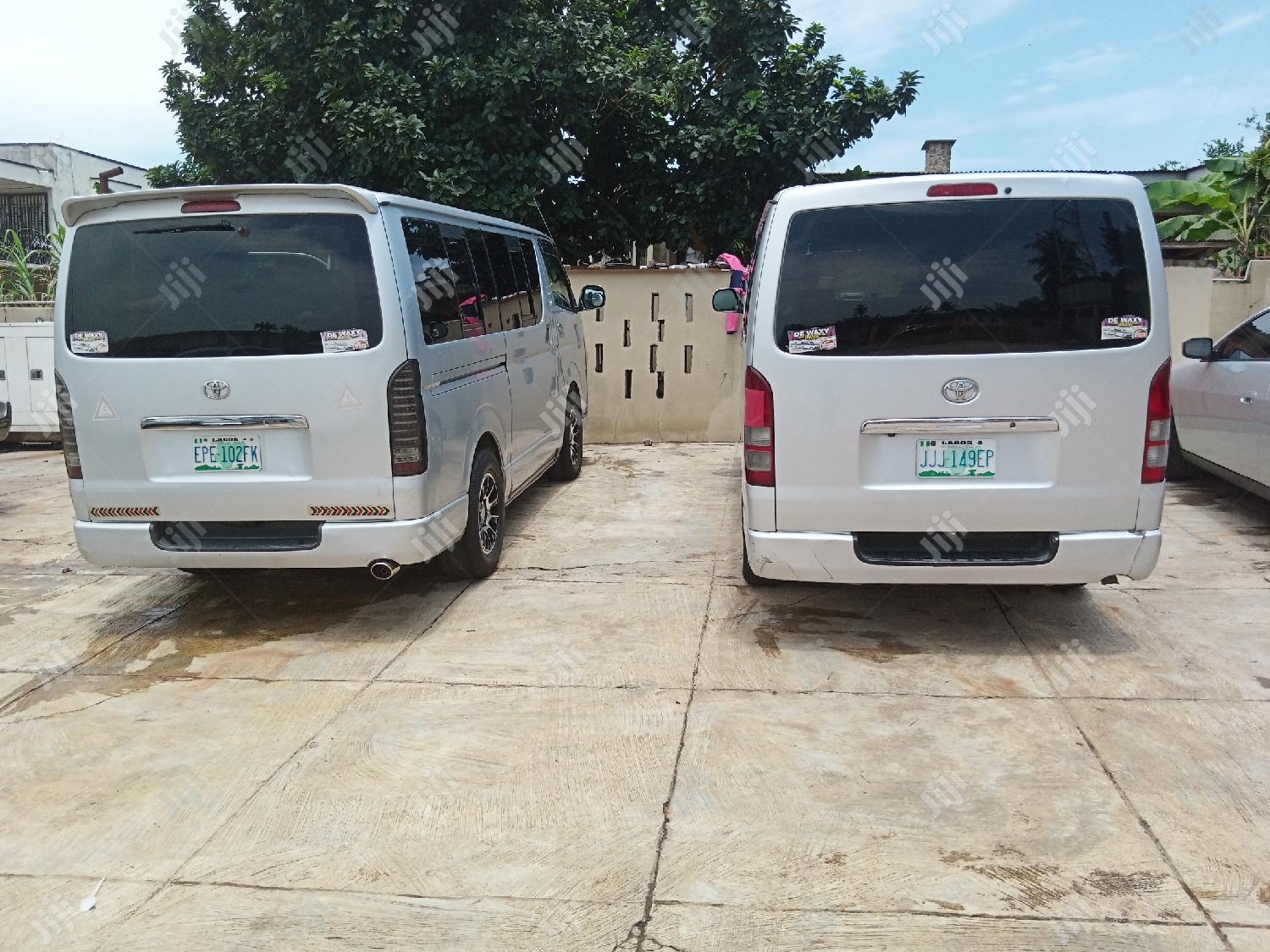 Dewaxy Car And Bus Rental Services | Automotive Services for sale in Ibadan, Oyo State, Nigeria