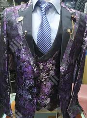Designer's 3piece Turkey Men's Suits | Clothing for sale in Lagos State, Lagos Island