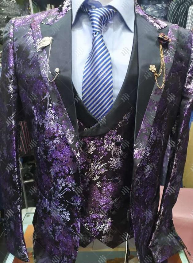 Designer's 3piece Turkey Men's Suits