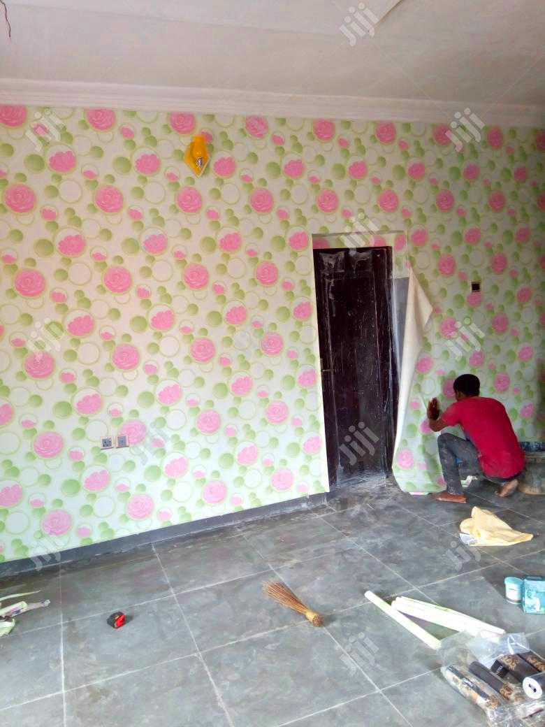 We Install 3D & 2D Wallpapers [Iii] | Building & Trades Services for sale in Bwari, Abuja (FCT) State, Nigeria