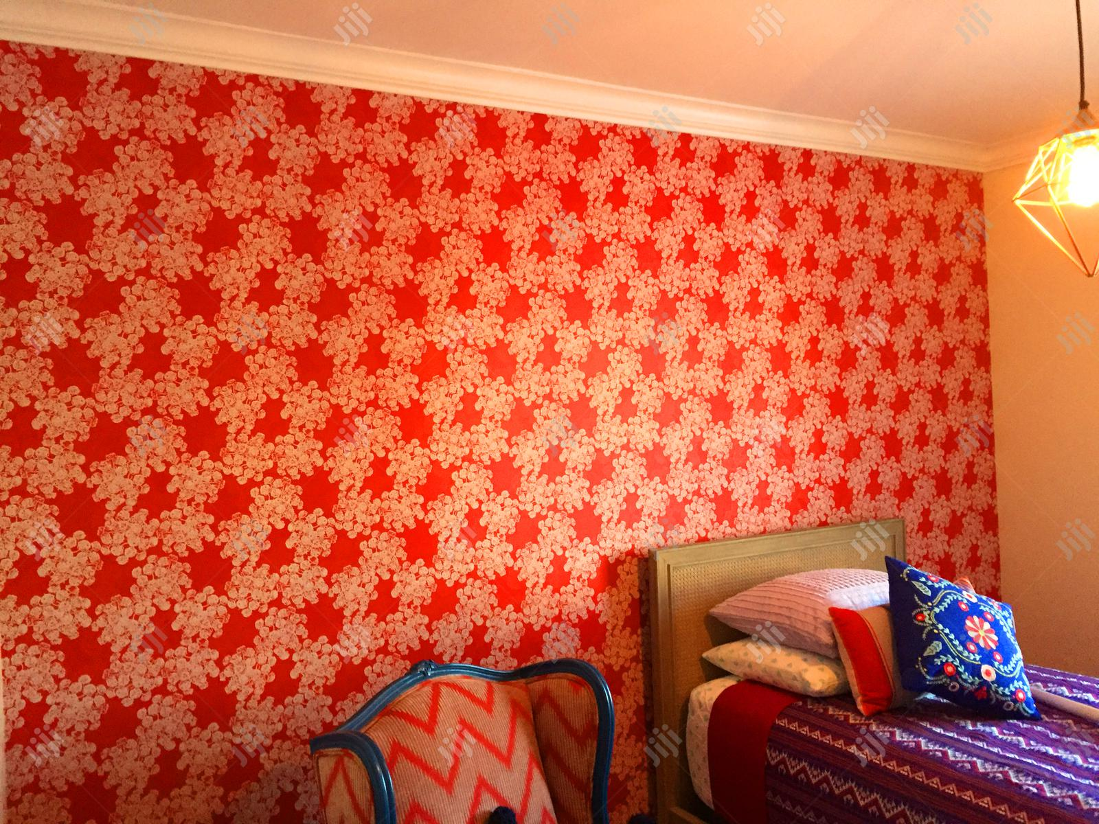 We Install 3D & 2D Wallpapers [Iv] | Building & Trades Services for sale in Central Business Dis, Abuja (FCT) State, Nigeria