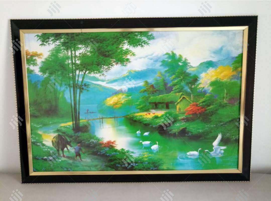 Artwork Frame | Arts & Crafts for sale in Port-Harcourt, Rivers State, Nigeria