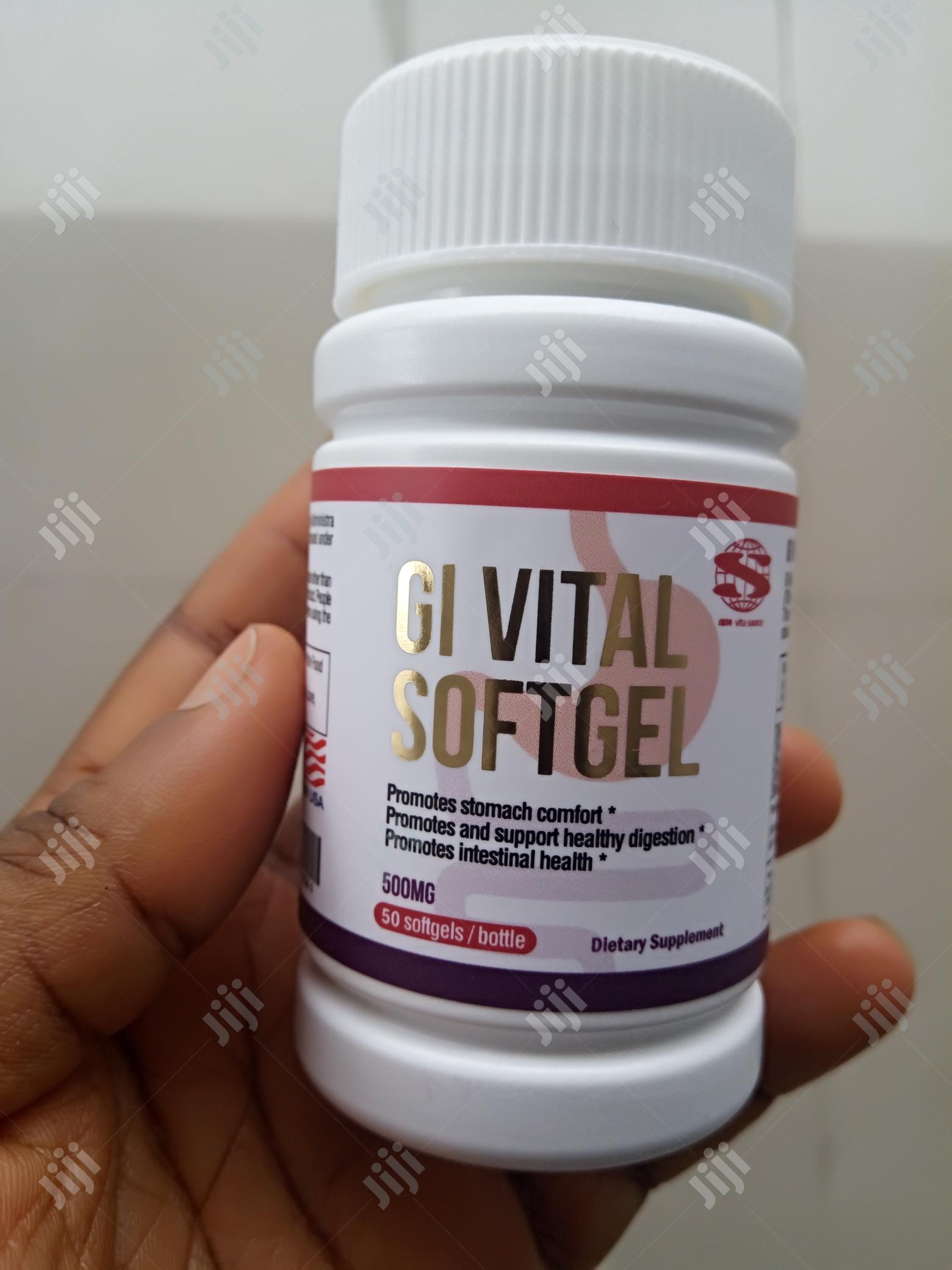 Get Permanent Cure for Ulcer in 15 Days With GI Vital Magic Capsules | Vitamins & Supplements for sale in Mabushi, Abuja (FCT) State, Nigeria
