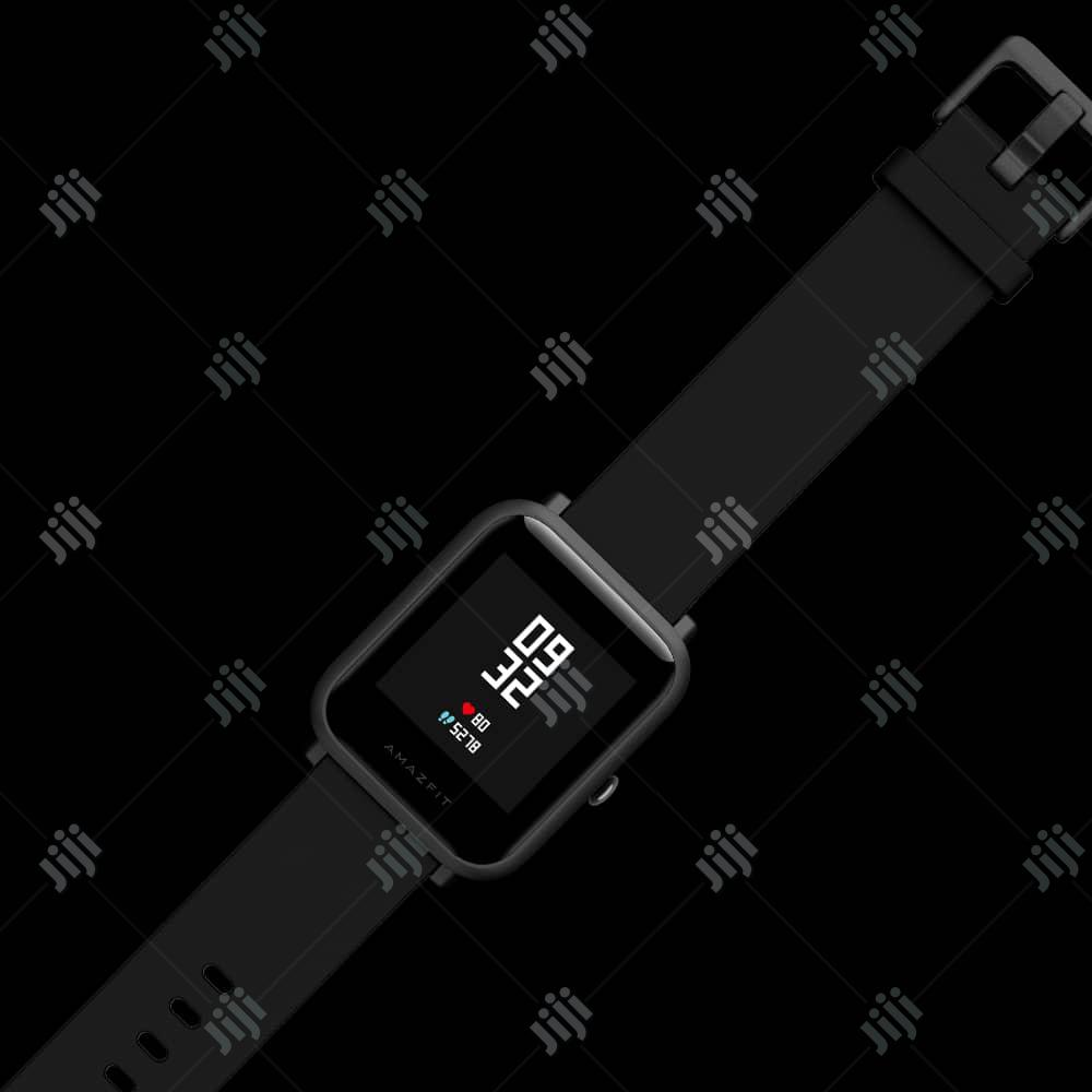 Amazfit Bip Fitness Smartwatch | Smart Watches & Trackers for sale in Ikeja, Lagos State, Nigeria