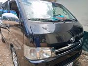 Toyota Hiace Bus 2006 Black | Buses & Microbuses for sale in Abuja (FCT) State, Central Business Dis