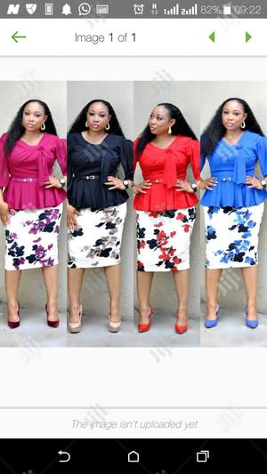 Female the One Skirt Blouse | Clothing for sale in Lagos State, Ikeja