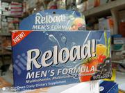 Reload Men's Formula | Vitamins & Supplements for sale in Plateau State, Jos