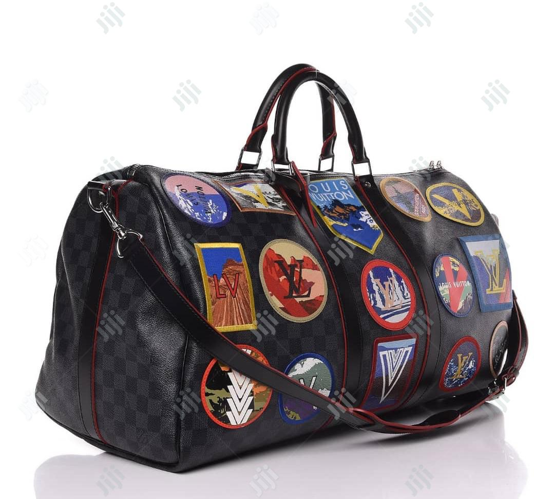 Original Louis Vuitton Leather Bag | Bags for sale in Surulere, Lagos State, Nigeria