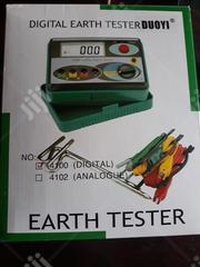 Digital Earth Tester | Measuring & Layout Tools for sale in Lagos State, Ojo