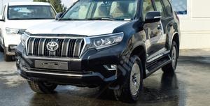 New Toyota Land Cruiser Prado 2019 Black   Cars for sale in Lagos State, Ajah