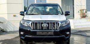 New Toyota Land Cruiser Prado 2019 Black | Cars for sale in Lagos State, Ajah