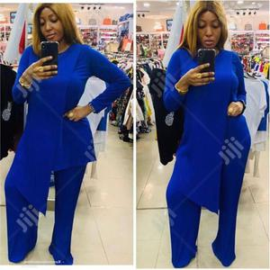Women Formal Plain Palazzo Trouser and Blouse | Clothing for sale in Lagos State, Lagos Island (Eko)