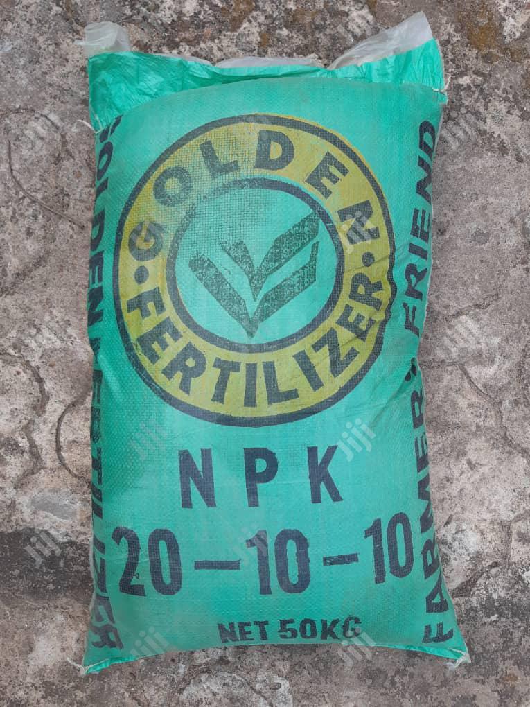 Fertilizers Npk 20-10-10