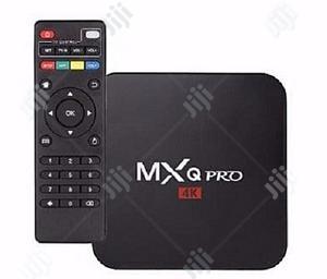 Mxq Android Internet TV Box MXQ PRO 4K TV Box | TV & DVD Equipment for sale in Lagos State, Ikeja