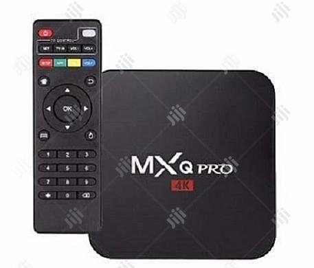 Mxq Android Internet TV Box MXQ PRO 4K TV Box