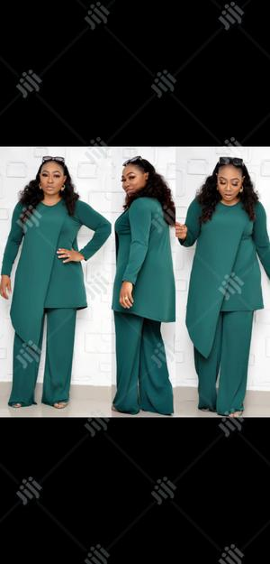 Ladies Formal Palazzo Trouser and Blouse | Clothing for sale in Lagos State, Lagos Island (Eko)