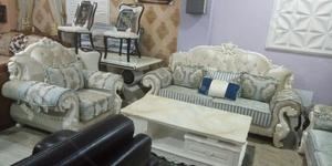 Imported.Fabric Sofa Sofa Chair. | Furniture for sale in Lagos State, Ajah