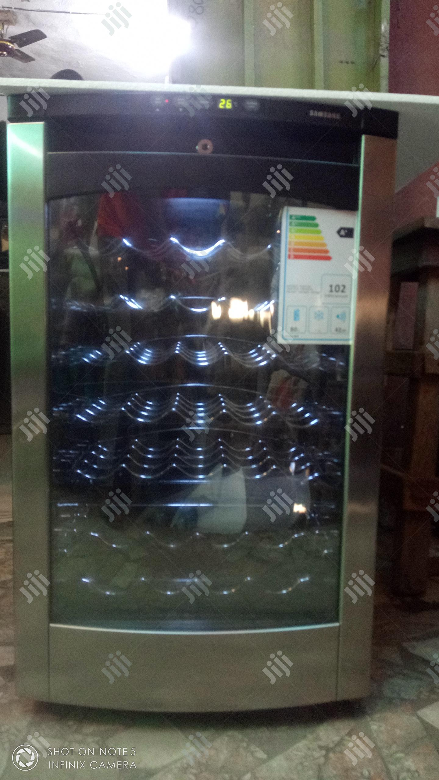 Wine Chiller For Cabinet And Free Standing