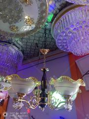 Chandelier Light Gold Color | Home Accessories for sale in Lagos State