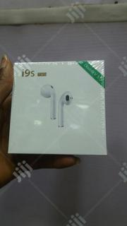 I9s Wireless Bluetooth With Charging Case | Headphones for sale in Lagos State, Ikeja