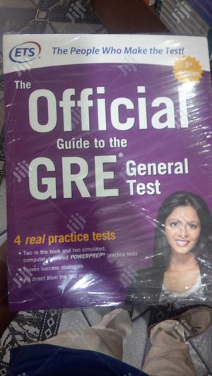 The Official Guide To Study GRE | Books & Games for sale in Lagos State, Yaba