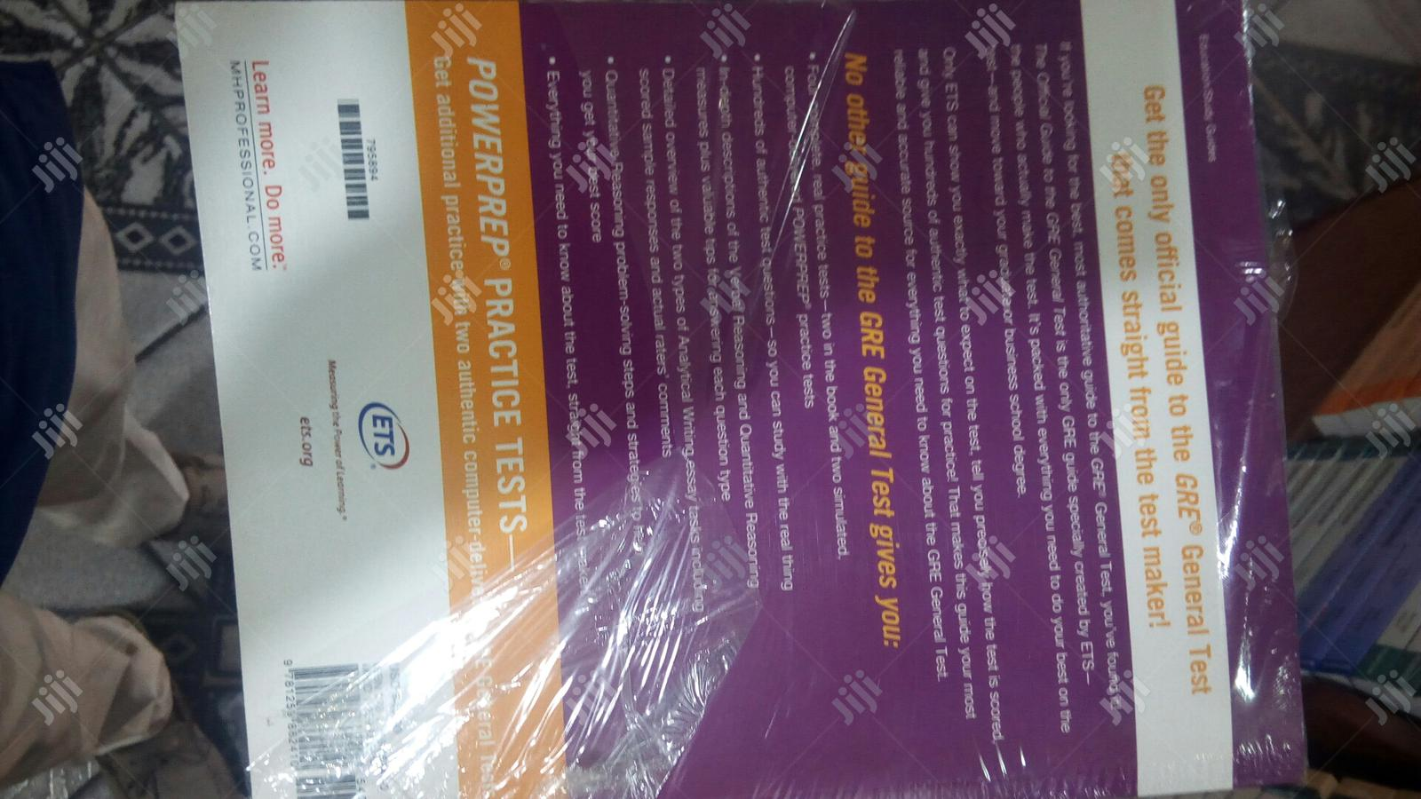 The Official Guide To Study GRE | Books & Games for sale in Yaba, Lagos State, Nigeria