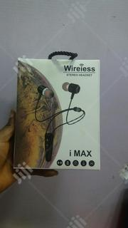Imax Wireless Earphone | Headphones for sale in Lagos State, Ikeja
