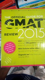 GMAT 2015 Pack | Books & Games for sale in Lagos State, Yaba