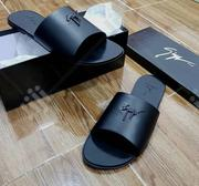 Original Zanotti Leather Palm Slipper | Shoes for sale in Lagos State, Surulere