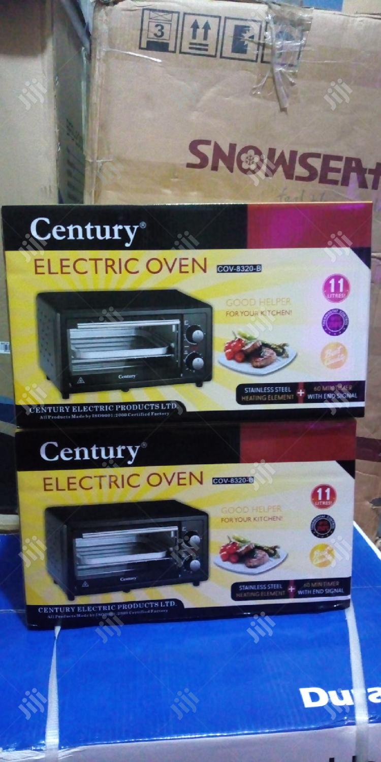 Archive: Century Oven 11litres
