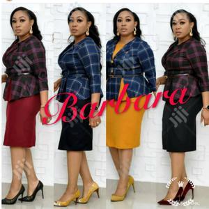 Babara Female Skirt Blouse | Clothing for sale in Lagos State, Ikeja