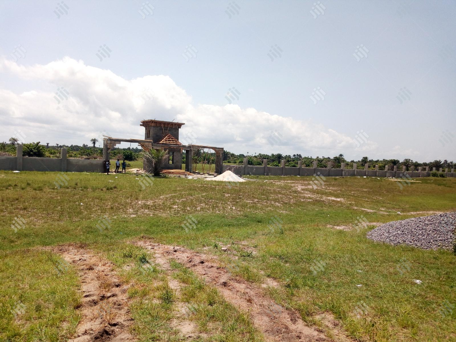 Plot of Land with C Of O In Progress for Sale.   Land & Plots For Sale for sale in Ibeju, Lagos State, Nigeria